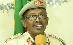 Military Officer Arrested For Imposting Somalia Army Chief Gen.Gorood