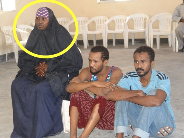 Somalia:Children of imprisoned mother calls on the Human rights campaigners to release their mother