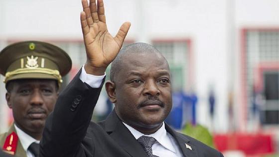 Burundi: Pierre Nkurunziza says he will not run for president in 2020