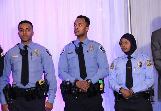 Somali-American teens describe encounter with park police