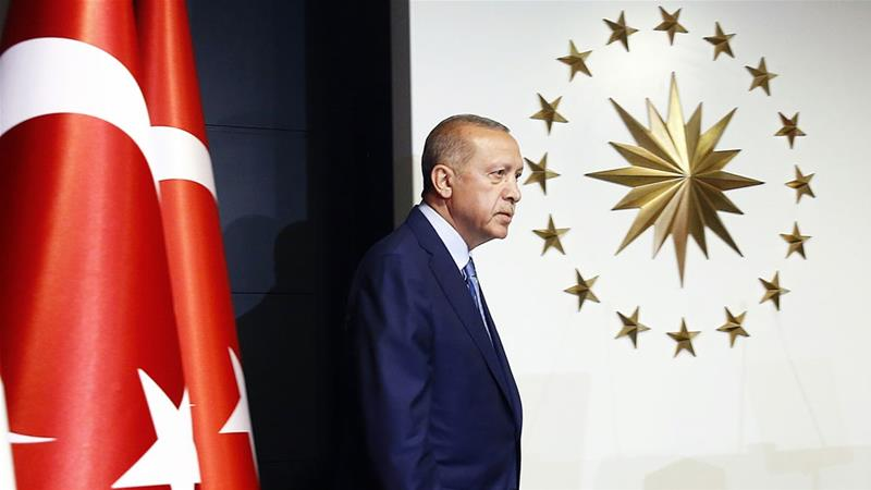Jordan, Palestine and Saudi Arabia warn Israel against Turkey'