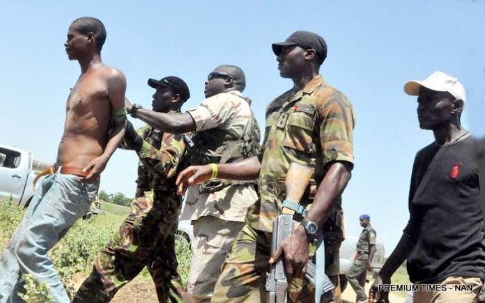 Nigeria: Boko Haram bomb-maker from Sambisa arrested in Ibadan