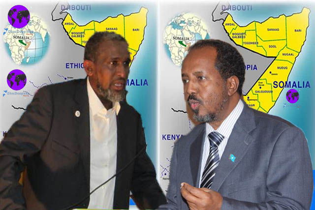 Somalia:The Secret Pact of President's Party of Damul Jadeed with Al Ictisaam, a hard-line Islamic Group