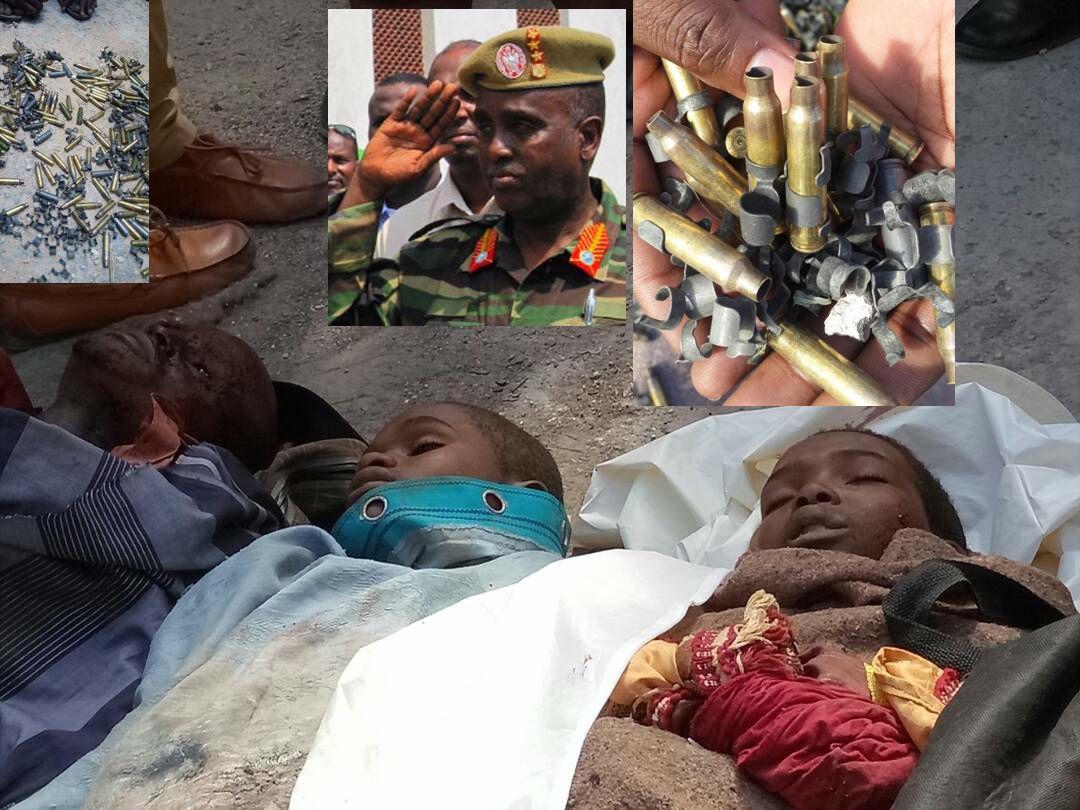 Somalia's army chief: Raid killed civilians, not extremists