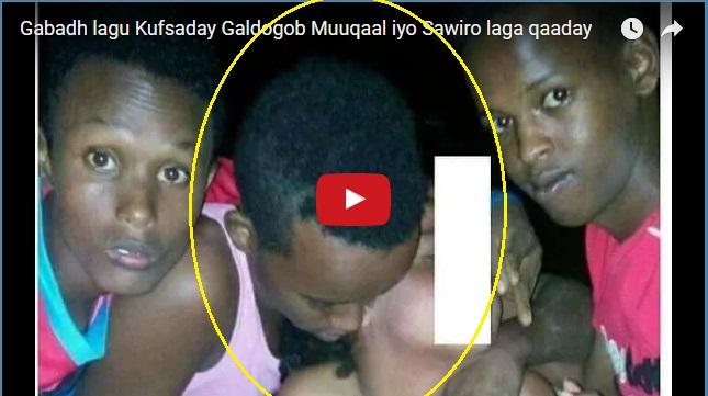 Somalia: Underage minority girl raped and knifed as video showed