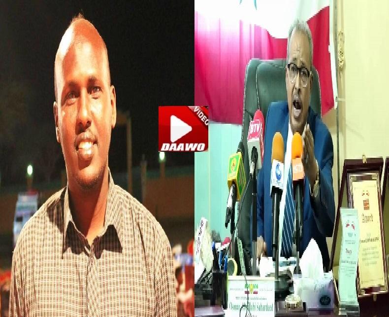 [DHAGEYSO:]Wasiirka Warfaafinta Somaliland oo sheegay in Wariye Coldoon uu yahay Xag jir Halis ku ah Somaliland?