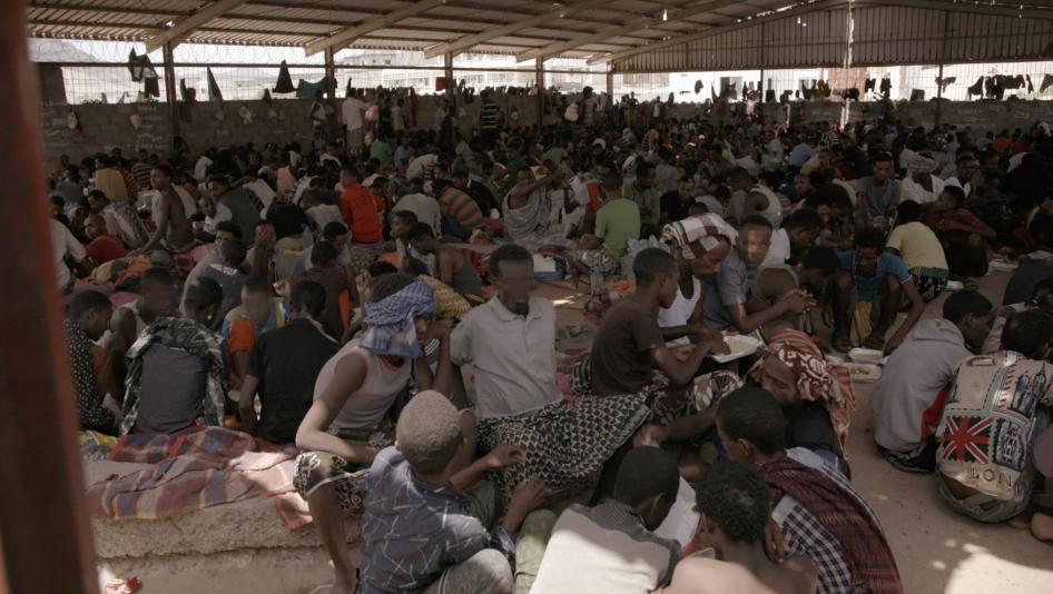Yemen: Detained African Migrants Tortured, Raped