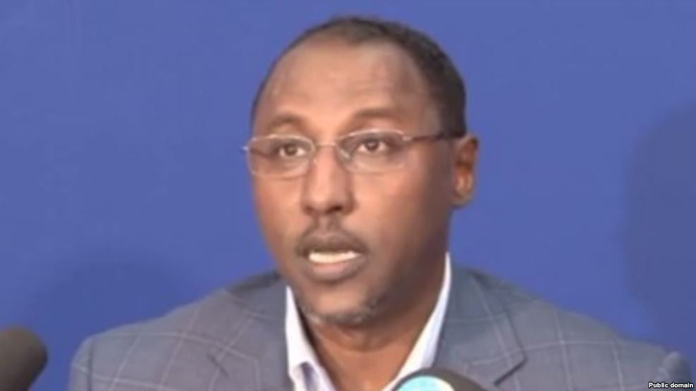 Galmudug president using intimidation after rejected by regional parliament