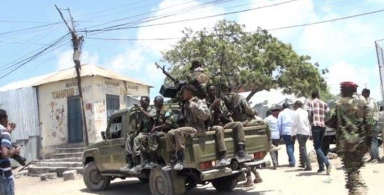 IED Kills 6 SNA Soldiers Near Afgoye