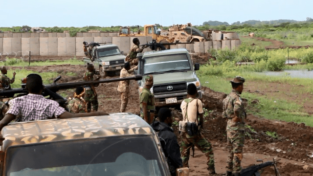 Eleven Al-Shabaab Fighters Killed In The Outskirts Of Baar Sanguun