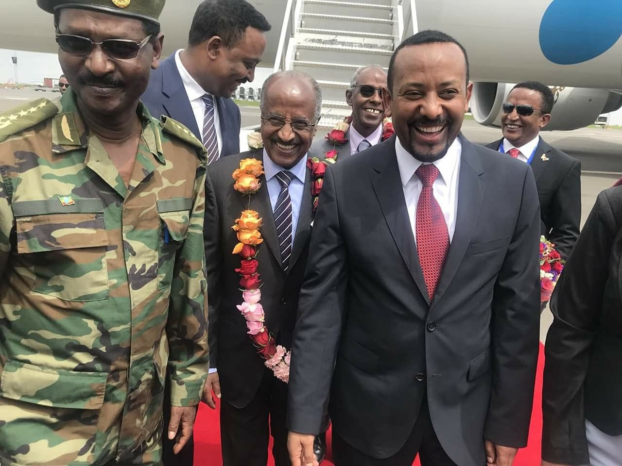 Abiy says 'New Year' will be celebrated in Eritrea, Ethiopian Airlines to resume flights
