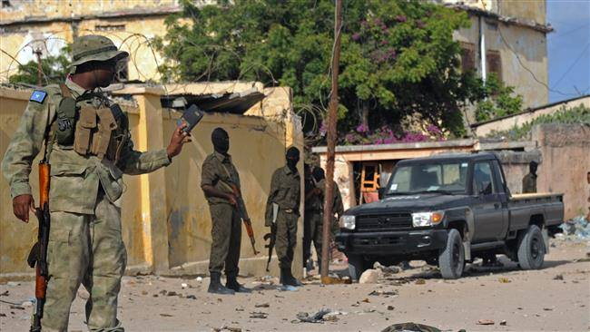 Somali security forces arrest Al Shabaab suspects in Mogadishu