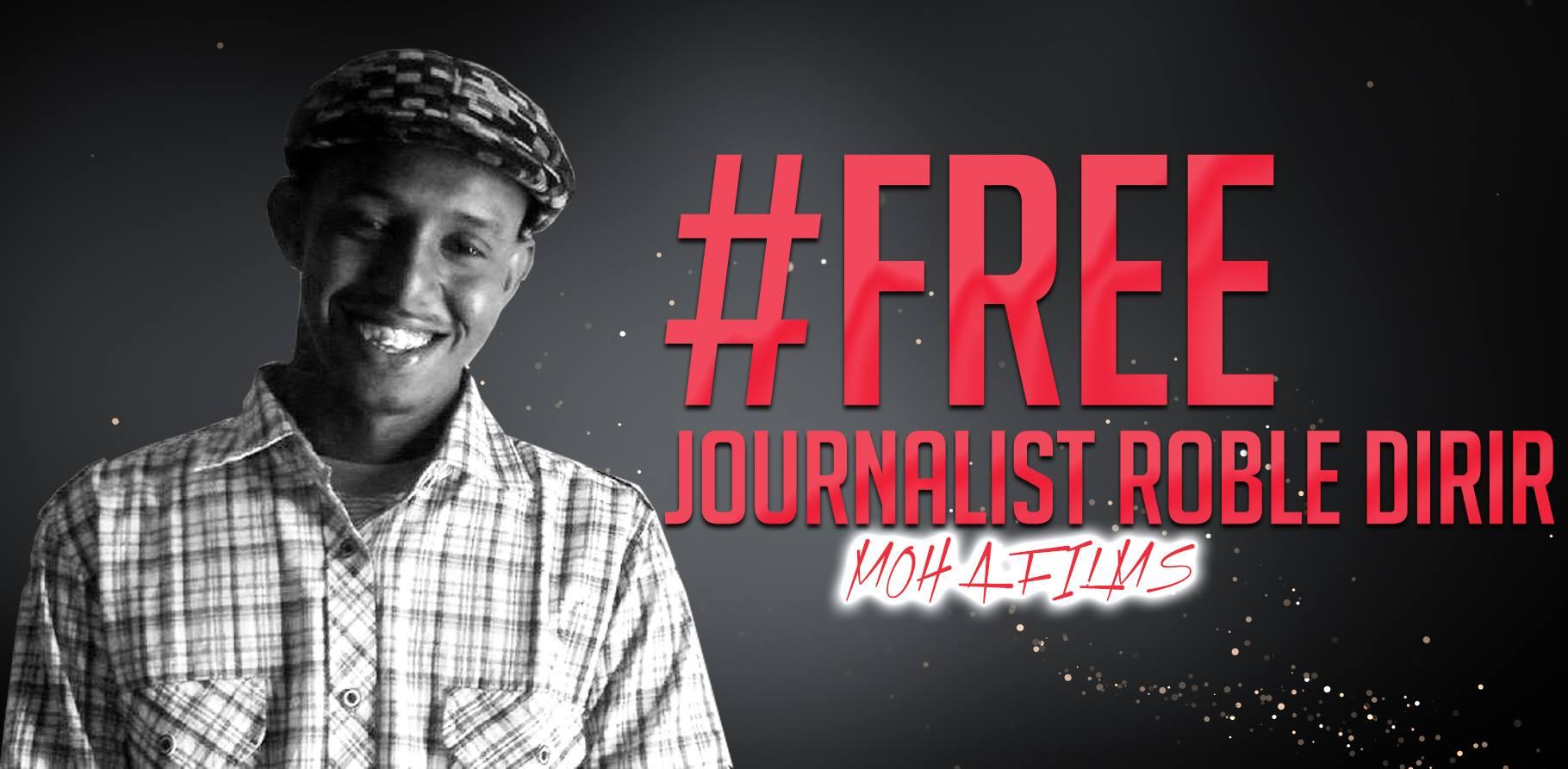 ASOJ demands the release of Somali journalist detained in Djibouti