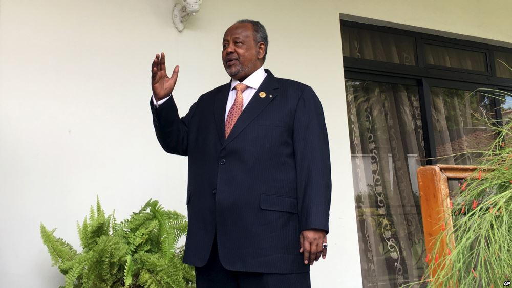 Djibouti President Guelleh Expected to Retain Power After Election