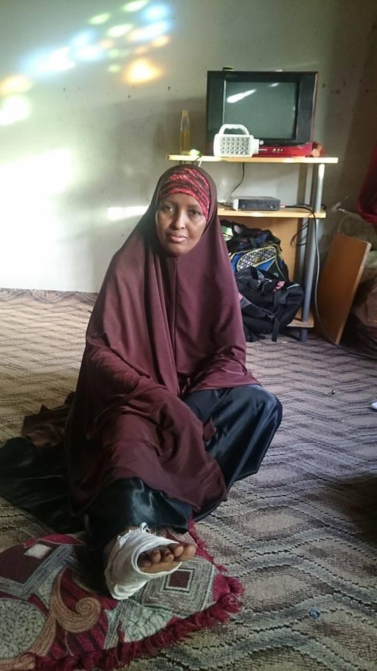 Yemen: 3 Ogadeni Female refugees Suffer Minor Injuries after Air Strikes Damage Homes