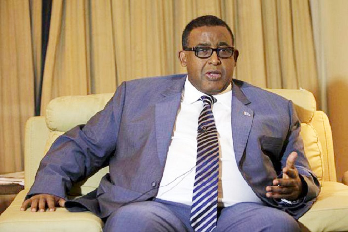 Kenya donated corruption money to Somali presidential candidate .