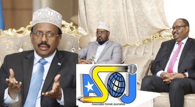 Journalists barred from covering Somali leaders' meeting
