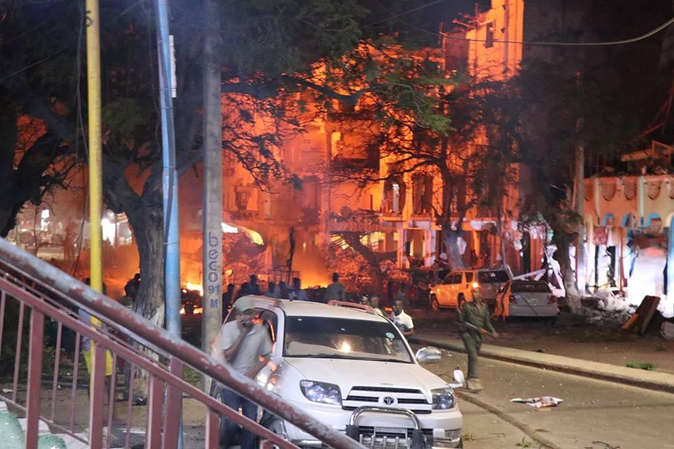 Several Killed in Mortar Shells Near Somalia President's Residence